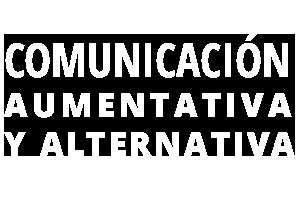 logo comunicacion aumentativa y alternativa